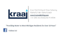 Kraai Well Drilling & Water Softening